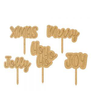 Christmas Word Picks