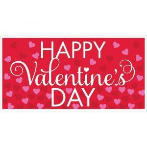 Happy Valentine`s – Banner