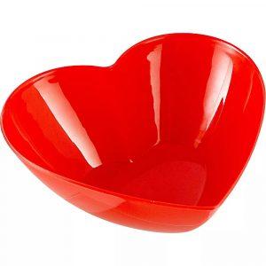 Corazón – Bowl de Plástico