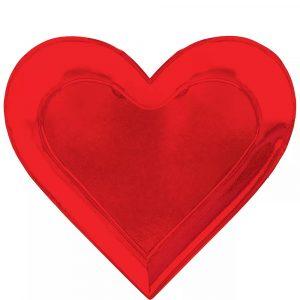 Platos de Corazón